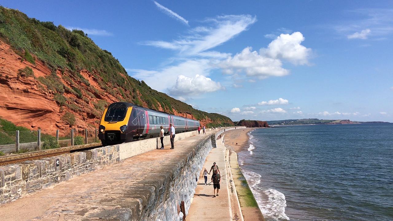 Devon Amp Cornwall S Great Scenic Railways The Britain Guide