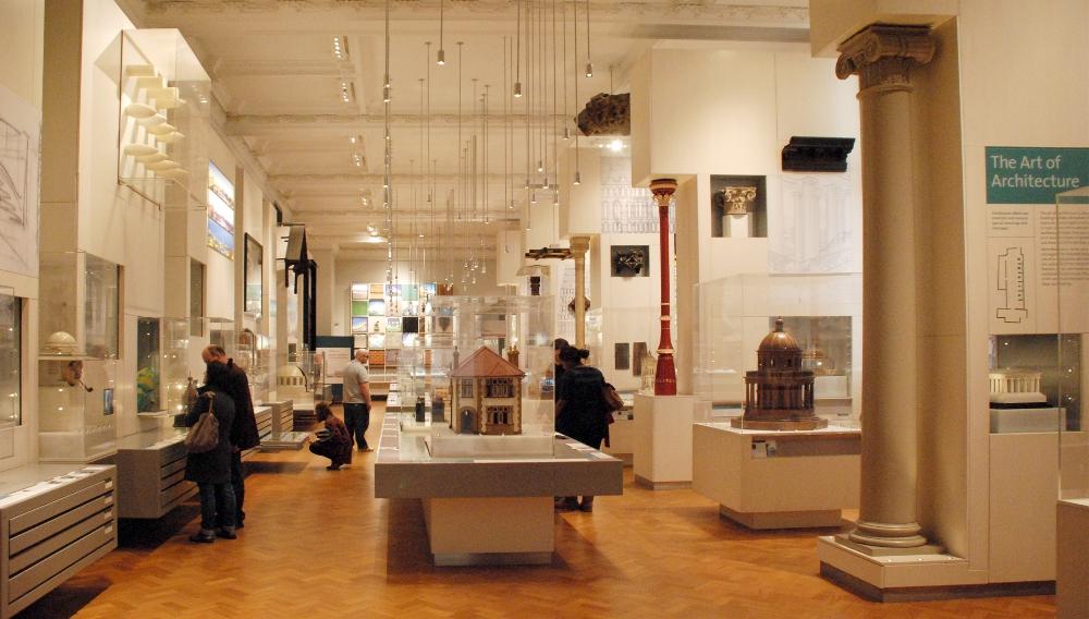 the victoria albert museum the britain guide